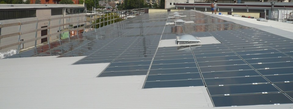 80 kW commercial solar