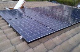 Nuovo fotovoltaico residenziale da 3 kW a Parma