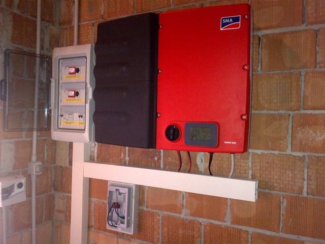 SMA Smart Energy 5000 con 2 kWh accumulo (Li-Io)
