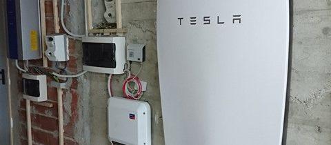 Tesla Powerwall residenziale