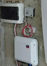 Tesla Powerwall collegamento dati