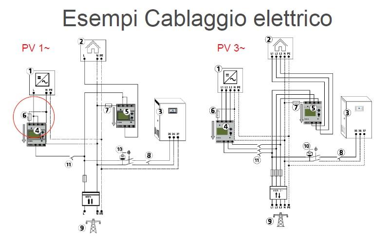 Schema Elettrico Quadro Di Campo Impianto Fotovoltaico : Sistemi di accumulo su impianti esistenti panoramica prodotti